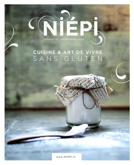 Couverture magazine Niépi