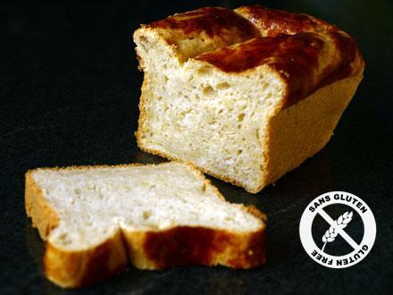 pain sans gluten fa on ni pi cookismo recettes saines faciles et inventives. Black Bedroom Furniture Sets. Home Design Ideas