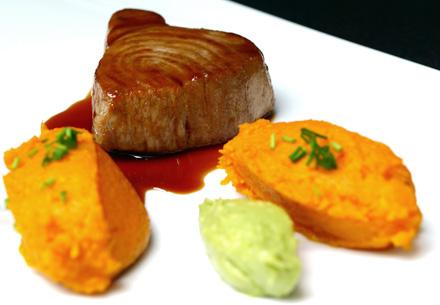 Steak De Thon Sauce Teriyaki Cookismo Recettes Saines Faciles