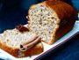 Recette bananabread amande et cannelle