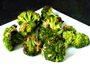 Recette brocolis rôtis à l'ail et au parmesan