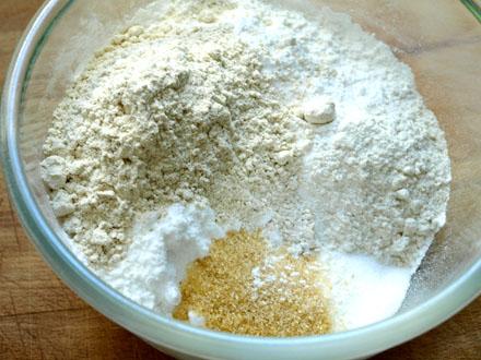 Farines pour pain sans gluten maison