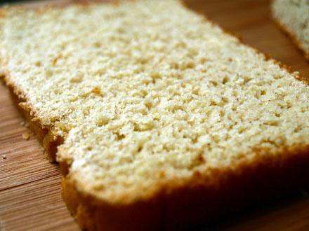 Tranche de pain sans gluten NoGlu
