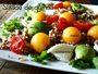 Recette salade de quinoa, melon, roquette et avocat