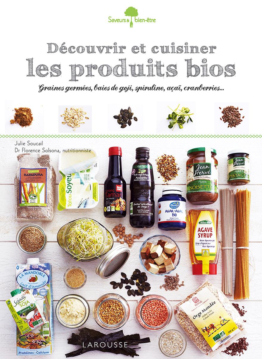 Découvrir et cuisiner les produits bio