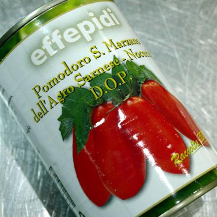 Tomates AOP des San Marzano
