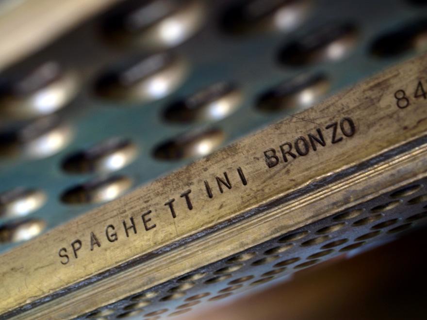 Moule en bronze de Gragnano