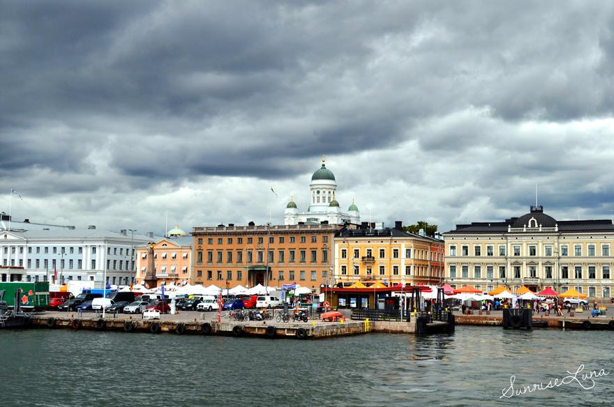 Carte postale d'Helsinki © Visit Finland