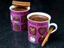 Recette chocolat chaud au lait d'amandes et aux épices