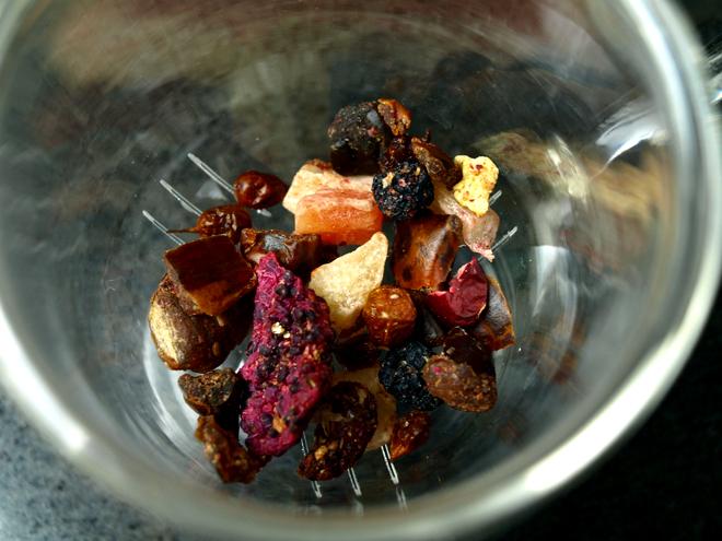 mélange Jardin fruité du Palais des thés