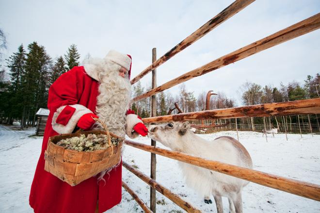 Santa Claus © Visit Finland