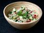 Recette taboulé de quinoa au concombre et à la grenade