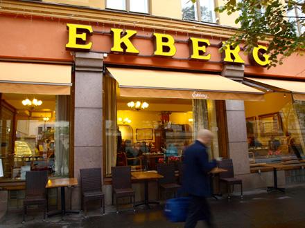 Façade pâtisserie Ekberg