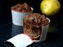 Recette muffins chocolat, poire, châtaigne sans gluten