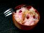 Recette salade de betterave chioggia au radis blanc