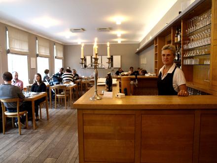 Salle restaurant Fiskars