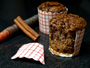 Recette muffins à la carotte violette sans gluten