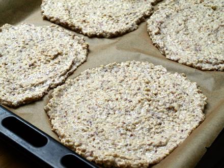 base pizza sans gluten aux graines de millet