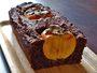 Recette gâteau chocolat-kaki sans gluten