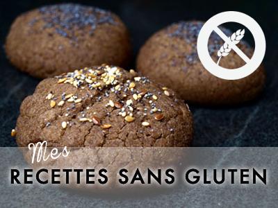 Recettes sans gluten