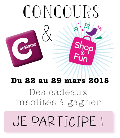 concours shop and fun