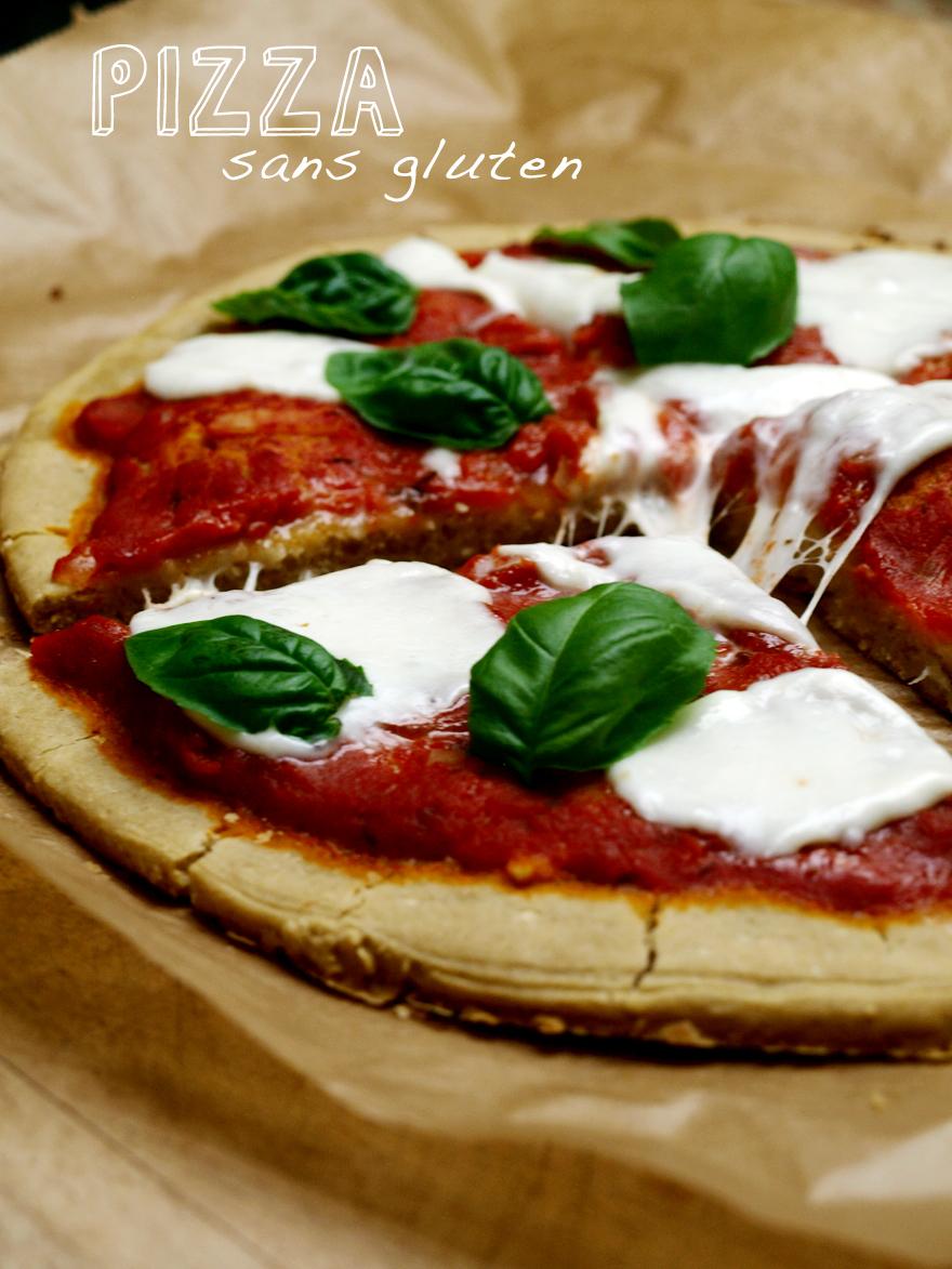 Pâte à pizza sans gluten maison (selon Jeanne B)