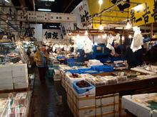 Marché au poisson de Tokyo