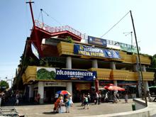 nagy vasarcsarnok, le marché de Budapest