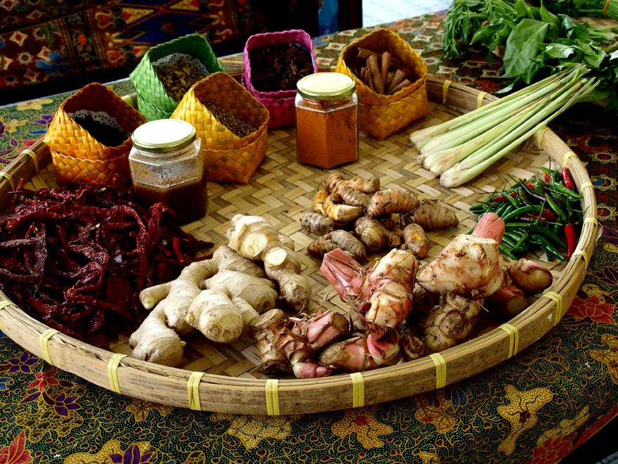 Arômes cuisine malaisienne