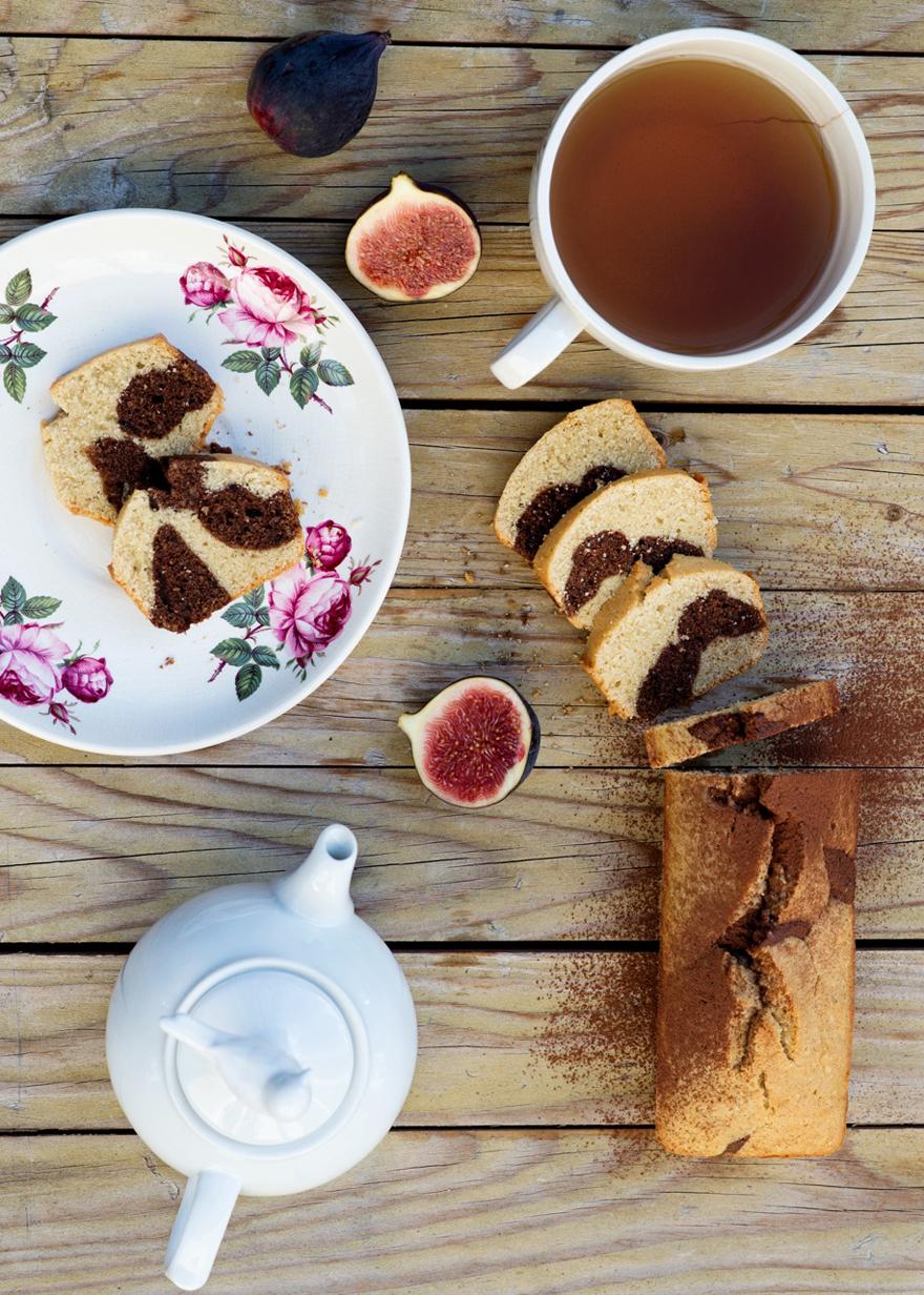 Cake marbré sans GLO © Eugénie Sophie Berger