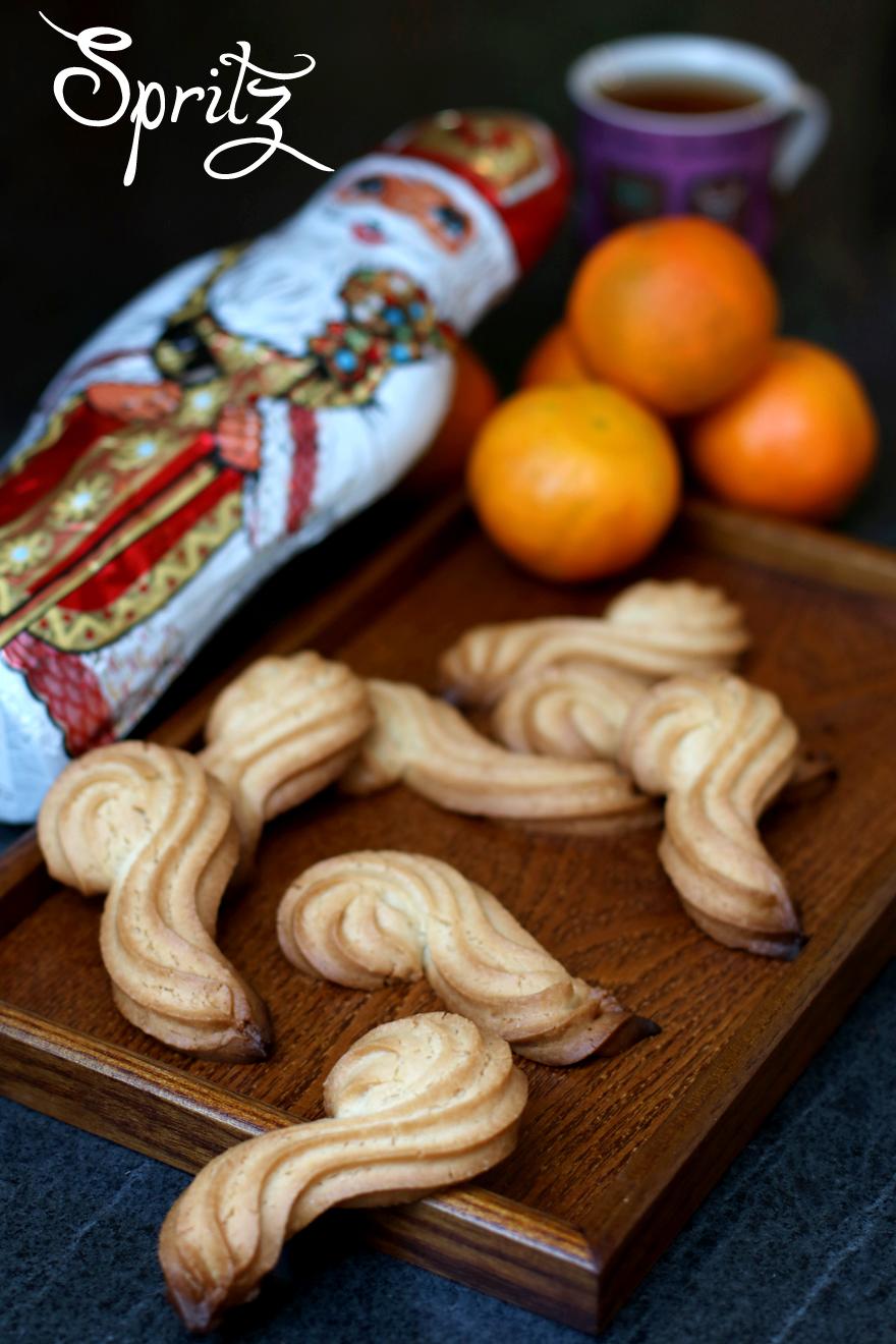 Spritz sans gluten de la St Nicolas