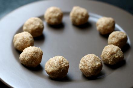 Farce perles de coco
