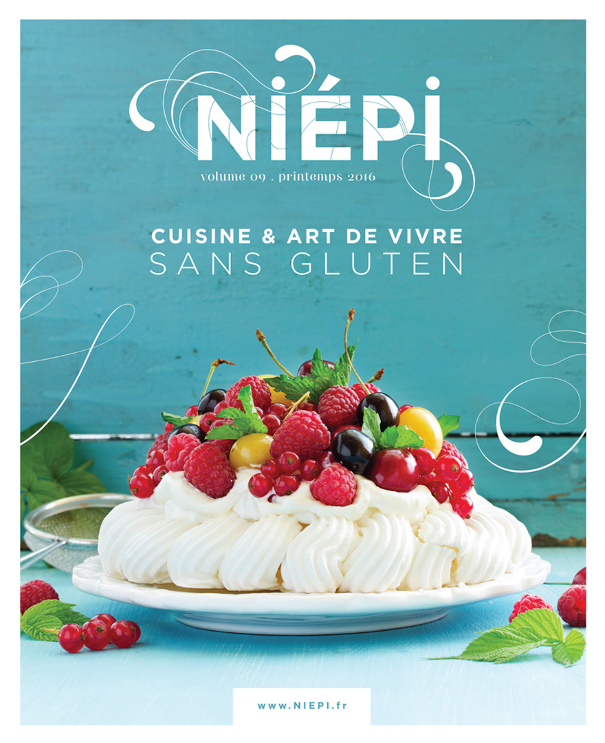 Couverture Niépi n°9 - Printemps 2016