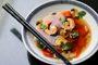 Recette bouillon de crevettes