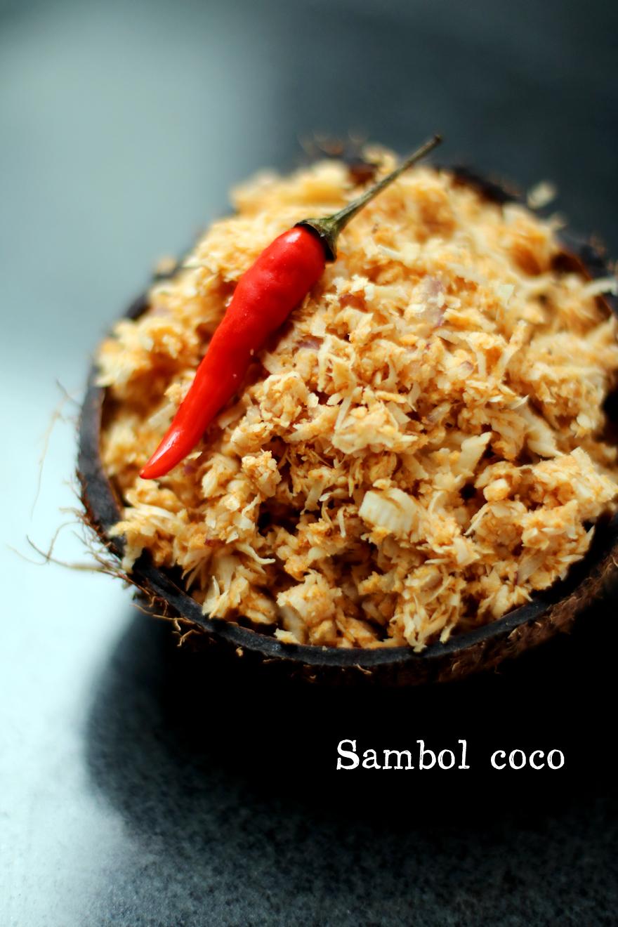 Sambol coco